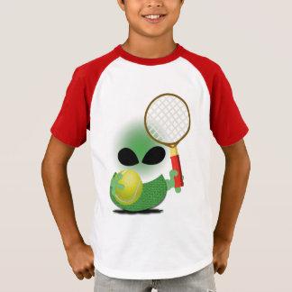 T-shirt Pro de tennis martien