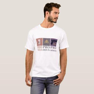 T-shirt Pro Life Pro God Pro Gun