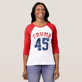 T-shirt Pro président d'atout quarante-cinquième de fac