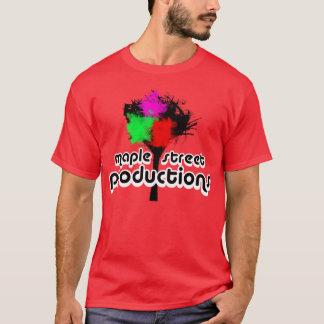 T-shirt Productions TEE1 de rue d'érable