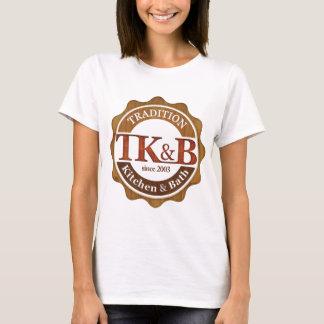 T-shirt Produits de cuisine et de Bath de tradition