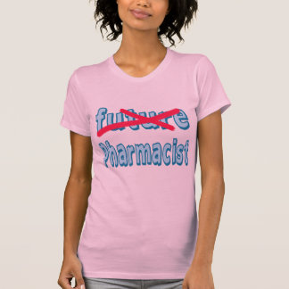 T-shirt Produits d'obtention du diplôme de pharmacien