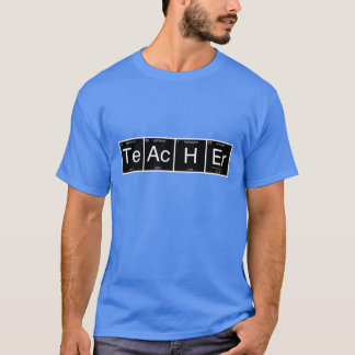 T-shirt Professeur