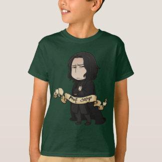 T-shirt Professeur Snape d'Anime