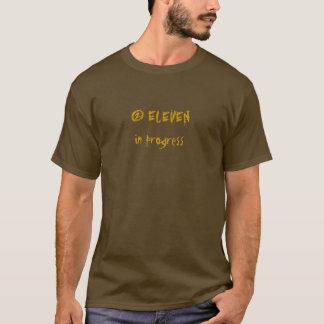 T-shirt Progrès de 2 ELEVENin