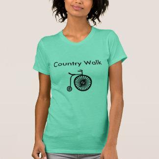 T-shirt Promenade 1 de pays