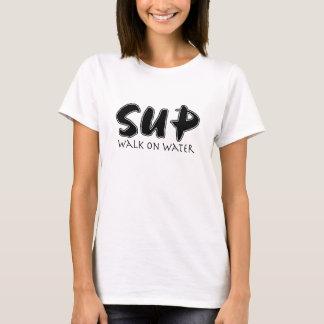 T-shirt Promenade de PETITE GORGÉE sur l'eau