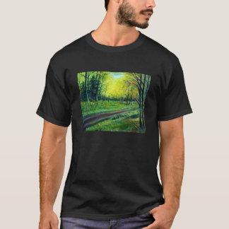 T-shirt Promenade d'été : www.AriesArtist.com