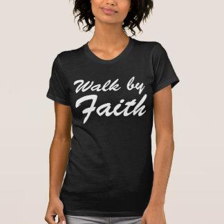 T-shirt Promenade par la foi