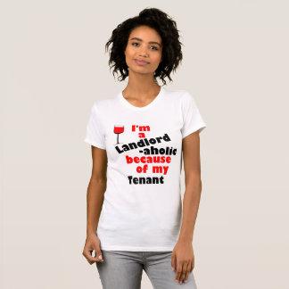 T-shirt Propriétaire - chemise aholic pour les
