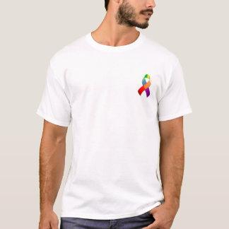 T-shirt protégez le mariage homosexuel