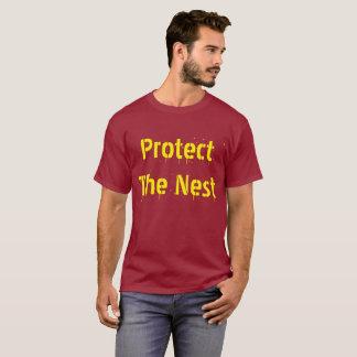 T-shirt Protégez le nid