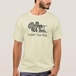 T-shirt Protégez vos écrous
