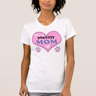 T-shirt Proud mastiff Mom