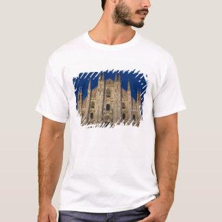 T-shirt Province de l'Italie, Milan, Milan. Cathédrale de