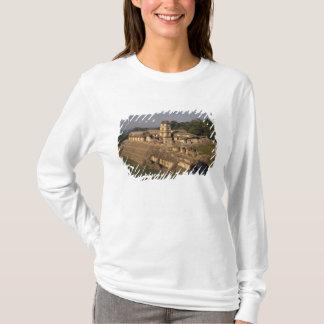 T-shirt Province du Mexique, Chiapas, Palenque, le palais