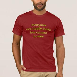 T-shirt pruneaux d'avenir