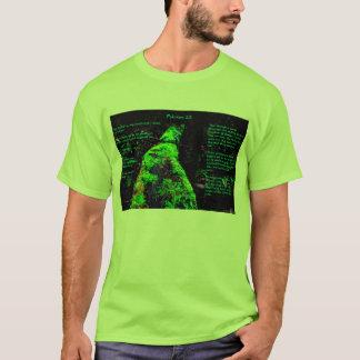T-shirt Psaume 23 - Conception de photographie de Rm