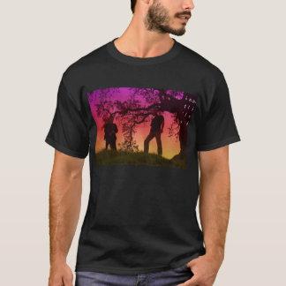 T-shirt Psychédélique
