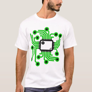 T-shirt Puce
