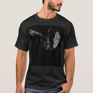 T-shirt Puce-héron