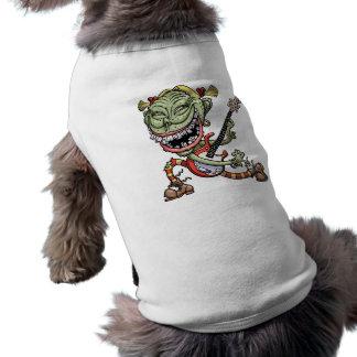 T-shirt Pugly Ewster
