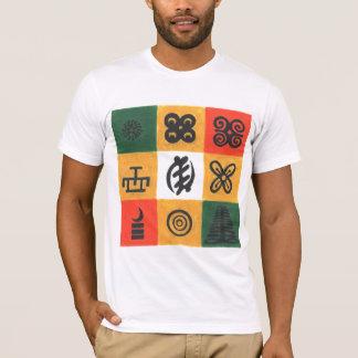 T-shirt Puissance d'Adinkra de transformation