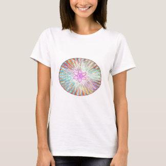T-shirt Puissance d'âme : Conception artistique à énergie