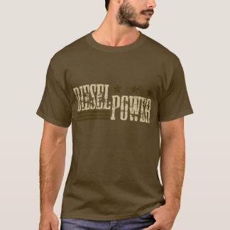 T-shirt Puissance diesel
