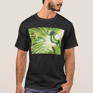 T-shirt Puissance verte de lanterne