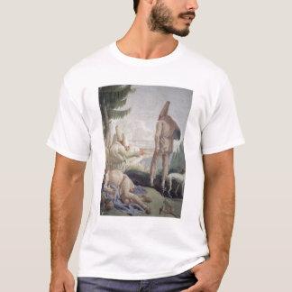 T-shirt Pulcinella en vacances