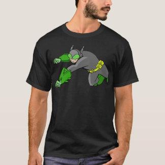 T-shirt Punaise : Saut dans l'action !