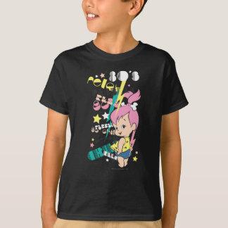 T-shirt Punk de PEBBLES™ 80s