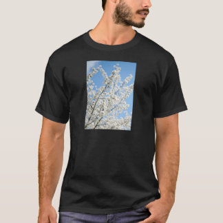 T-shirt Pureté blanche