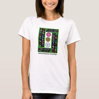 T-shirt Pureté curative Prayer2 de compassion
