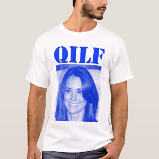T-shirt Qilf Kate Middleton