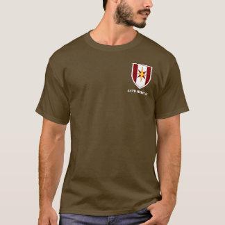 T-shirt quarante-quatrième Pièce en t médicale de brigade