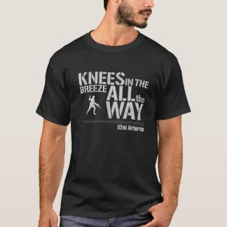 T-shirt quatre-vingt-deuxième Complètement genoux