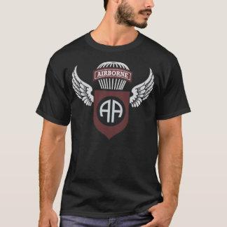T-shirt quatre-vingt-deuxième Division Aéroportée