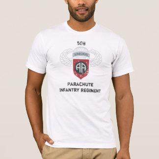 T-shirt quatre-vingt-deuxième Division Aéroportée 508 PIR