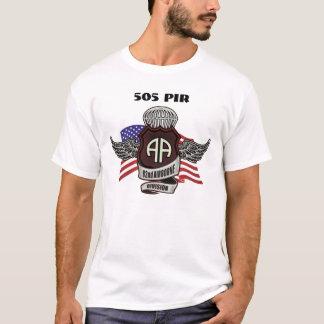T-shirt quatre-vingt-deuxième Division Aéroportée Fort