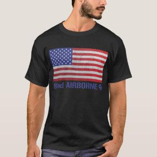 T-shirt quatre-vingt-deuxième Parachutistes de Fort Bragg