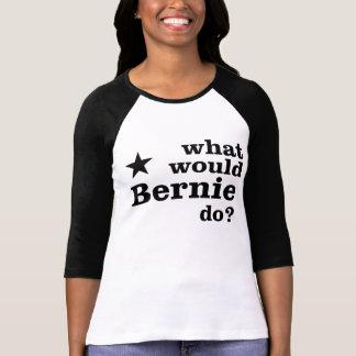T-shirt Que Bernie ferait-il ?
