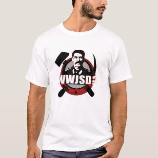 T-shirt Que Josef Stalin ferait-il ? Redux ?