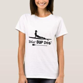T-shirt Quel chien de PETITE GORGÉE