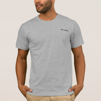 T-shirt Quel est planking ?