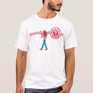 T-shirt Quel est Waldo ?