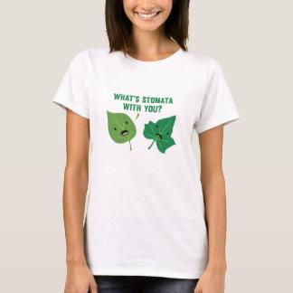 T-shirt Quelles sont des stomies avec vous ?