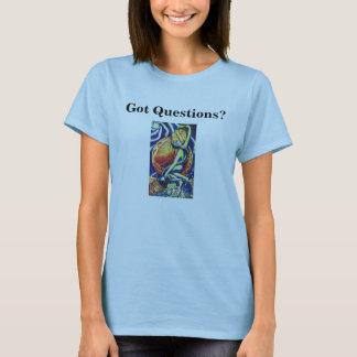 T-shirt Questions obtenues ?