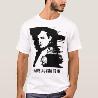 T-shirt Quittez-la Russie moi